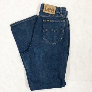 Vintage Lee Mom blue jeans size 12